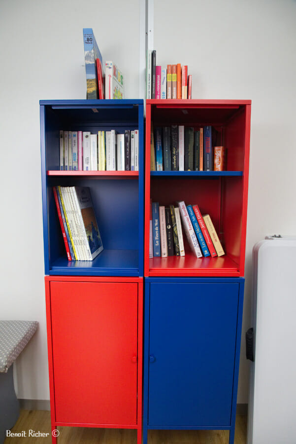 Bibliothèque du Petit Baroudeur
