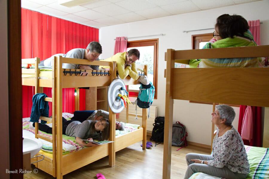 Visite du Petit Baroudeur - Chambre de 6 - Groupe