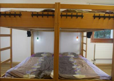 lits superposes de la chambre jambo