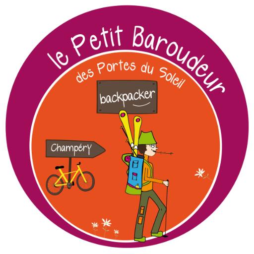 Le Petit Baroudeur Backpacker