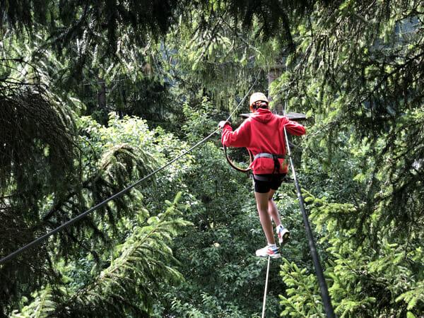Organic Adventure Park - Activités été