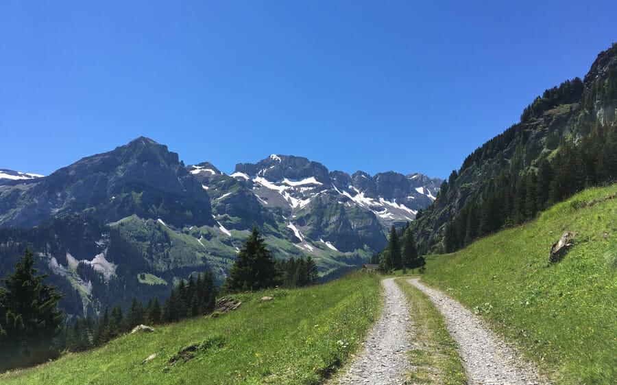 Activités randonnée / VTT à Champéry - Suisse