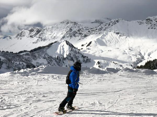 Pistes des Portes du Soleil - Champéry - Activités de l'hiver