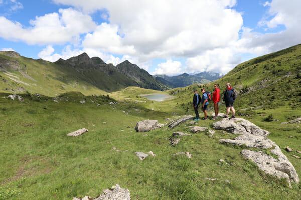 Vacances à Champéry - Randonnée au Lac Vert